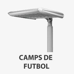 Il·luminació camps de futbol